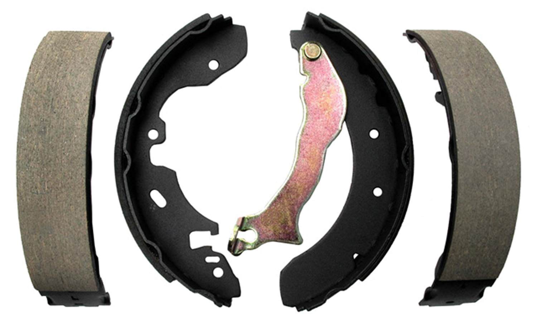 ACDELCO PROFESSIONAL BRAKES - Bonded Drum Brake Shoe (Rear) - ADU 17736B
