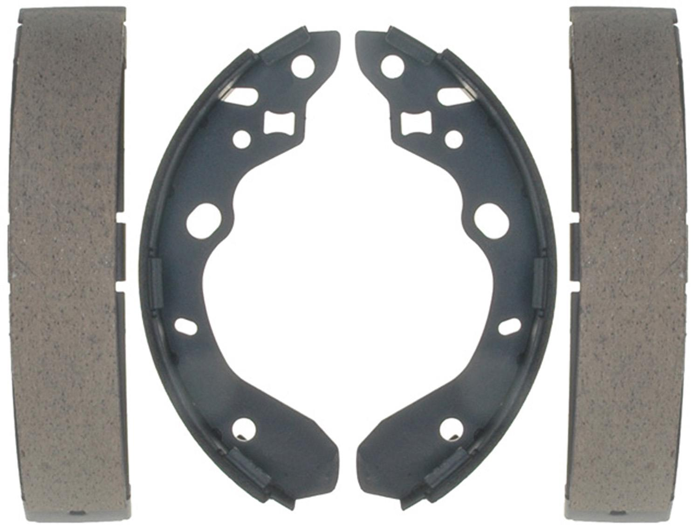 ACDELCO PROFESSIONAL BRAKES - Bonded Drum Brake Shoe (Rear) - ADU 17739B