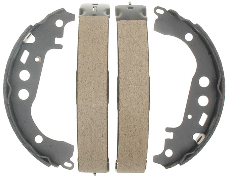 ACDELCO PROFESSIONAL BRAKES - Bonded Drum Brake Shoe - ADU 17753B