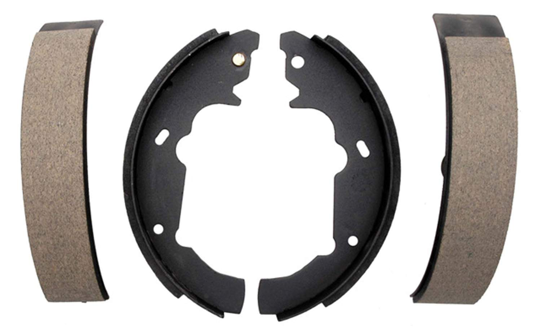 ACDELCO PROFESSIONAL BRAKES - Bonded Drum Brake Shoe (Rear) - ADU 17780B