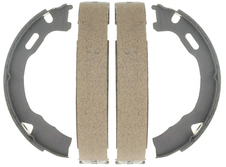 ACDELCO GOLD/PROFESSIONAL BRAKES - Bonded Parking Brake Shoe (Rear) - ADU 17791B