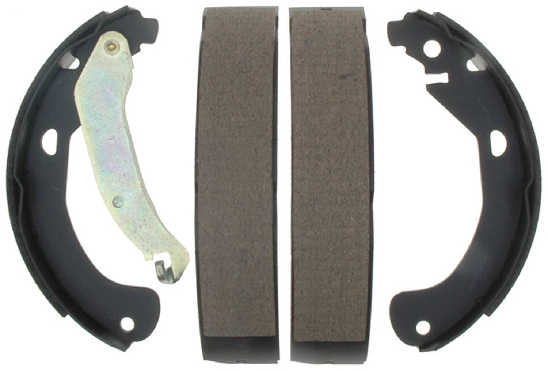 ACDELCO PROFESSIONAL BRAKES - Bonded Drum Brake Shoe (Rear) - ADU 17795B