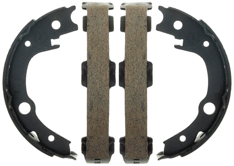 ACDELCO GOLD/PROFESSIONAL BRAKES - Bonded Parking Brake Shoe (Rear) - ADU 17796B