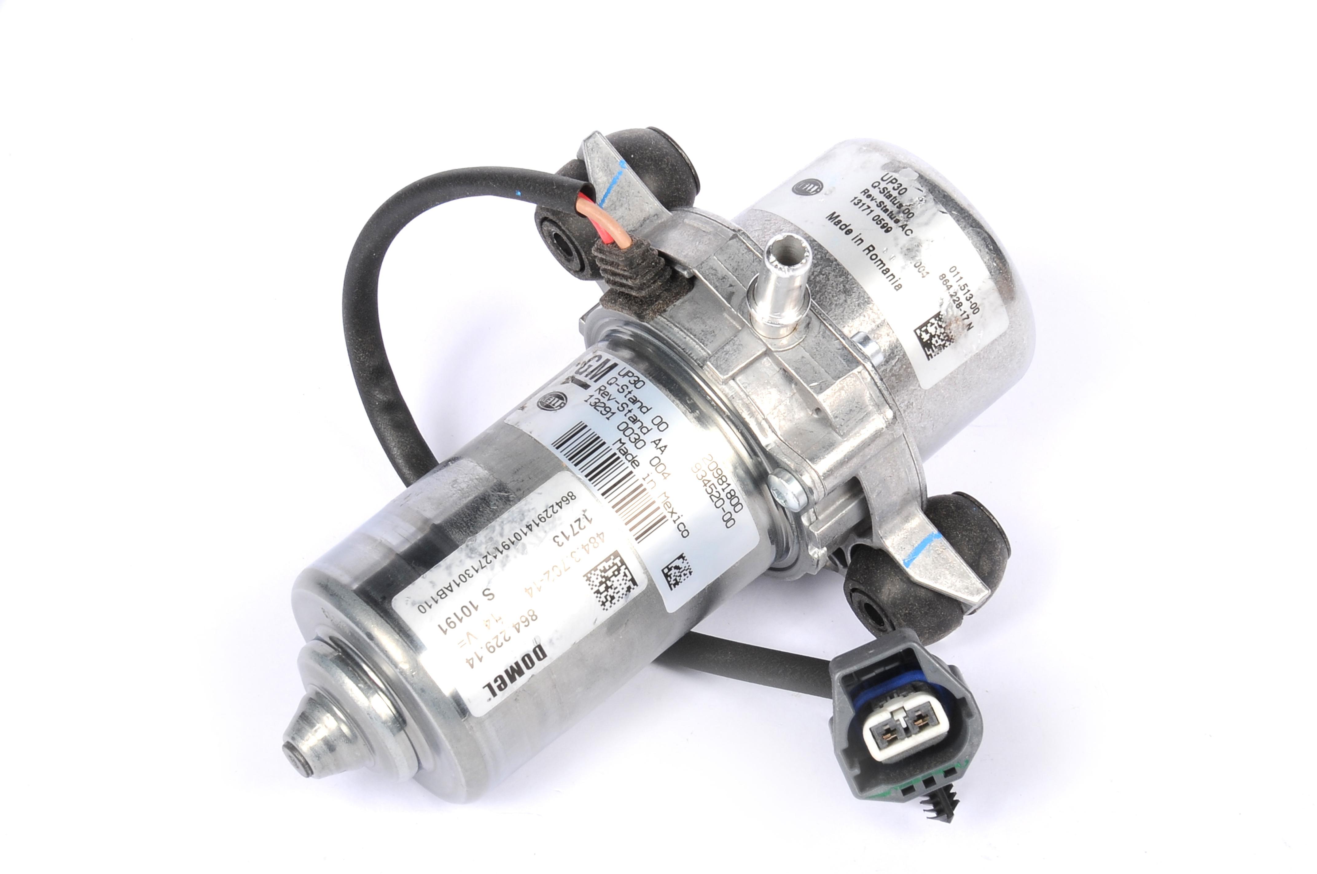 ACDELCO GM ORIGINAL EQUIPMENT - Power Brake Booster Hydraulic Motor Pump - DCB 178-0913