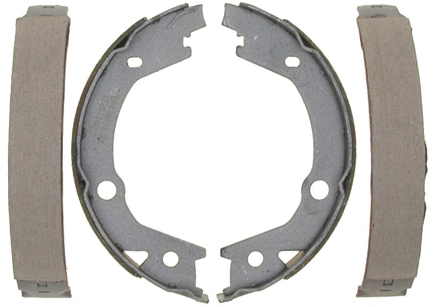 ACDELCO PROFESSIONAL BRAKES - Bonded Parking Brake Shoe (Rear) - ADU 17845B