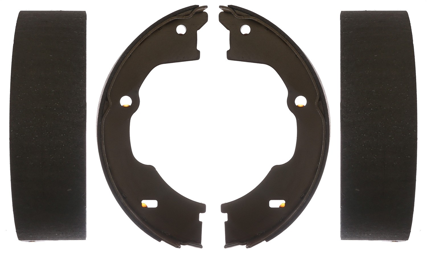 ACDELCO GOLD/PROFESSIONAL BRAKES - Bonded Parking Brake Shoe (Rear) - ADU 17847B