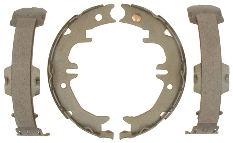 ACDELCO GOLD/PROFESSIONAL BRAKES - Bonded Parking Brake Shoe (Rear) - ADU 17851B