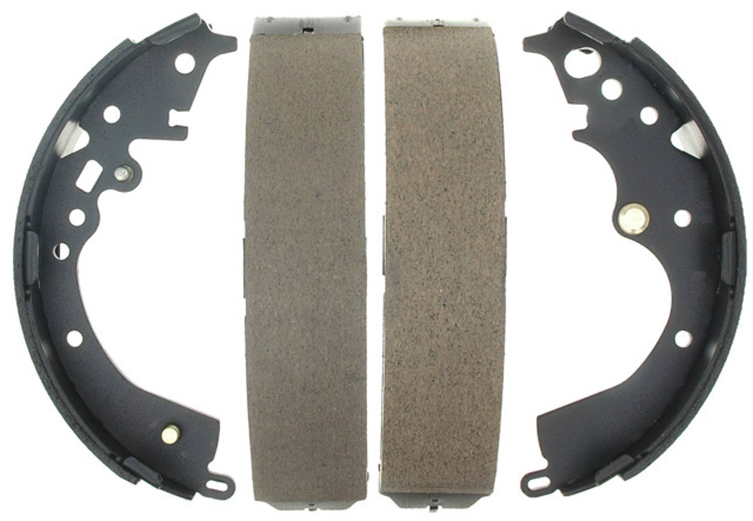 ACDELCO PROFESSIONAL BRAKES - Bonded Drum Brake Shoe (Rear) - ADU 17871B