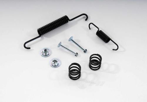 ACDELCO OE SERVICE - Rear Park Brake Shoe Holdown Spring Kit - DCB 179-2246