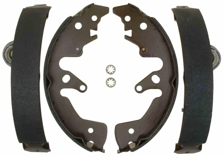 ACDELCO GOLD/PROFESSIONAL BRAKES - Bonded Drum Brake Shoe - ADU 17949B