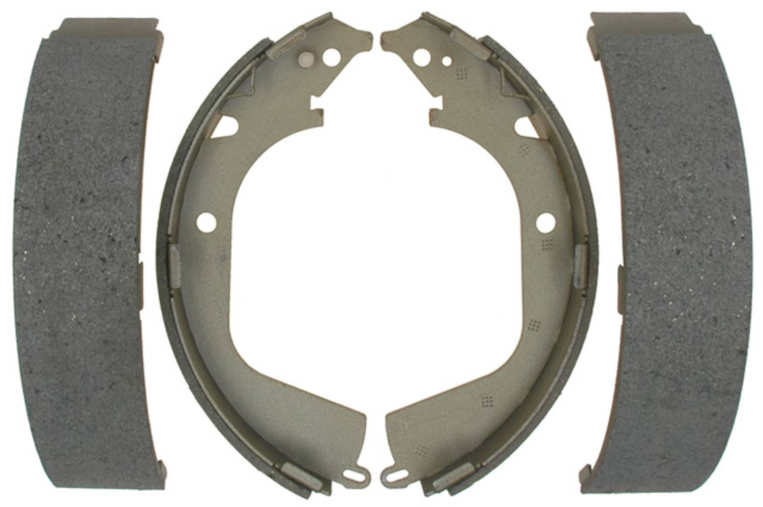 ACDELCO PROFESSIONAL BRAKES - Bonded Drum Brake Shoe (Rear) - ADU 17960B
