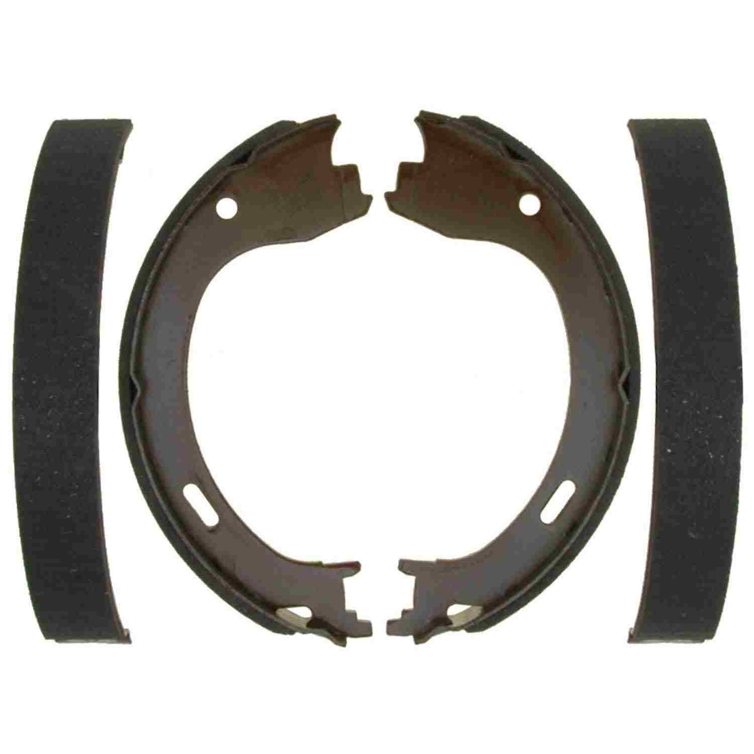 ACDELCO PROFESSIONAL BRAKES - Bonded Parking Brake Shoe (Rear) - ADU 17961B