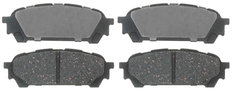 ACDELCO GOLD/PROFESSIONAL BRAKES - Ceramic Disc Brake Pad - ADU 17D1004C