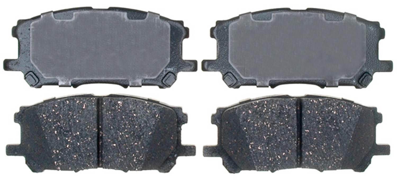 ACDELCO GOLD/PROFESSIONAL BRAKES - Ceramic Disc Brake Pad - ADU 17D1005C