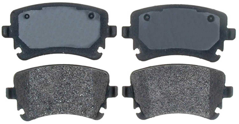 ACDELCO PROFESSIONAL BRAKES - Semi Metallic Disc Brake Pad - ADU 17D1018M