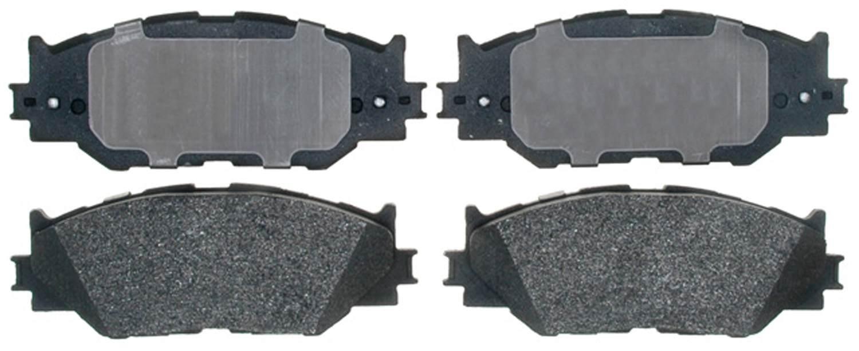 ACDELCO PROFESSIONAL BRAKES - Semi Metallic Disc Brake Pad (Front) - ADU 17D1178M