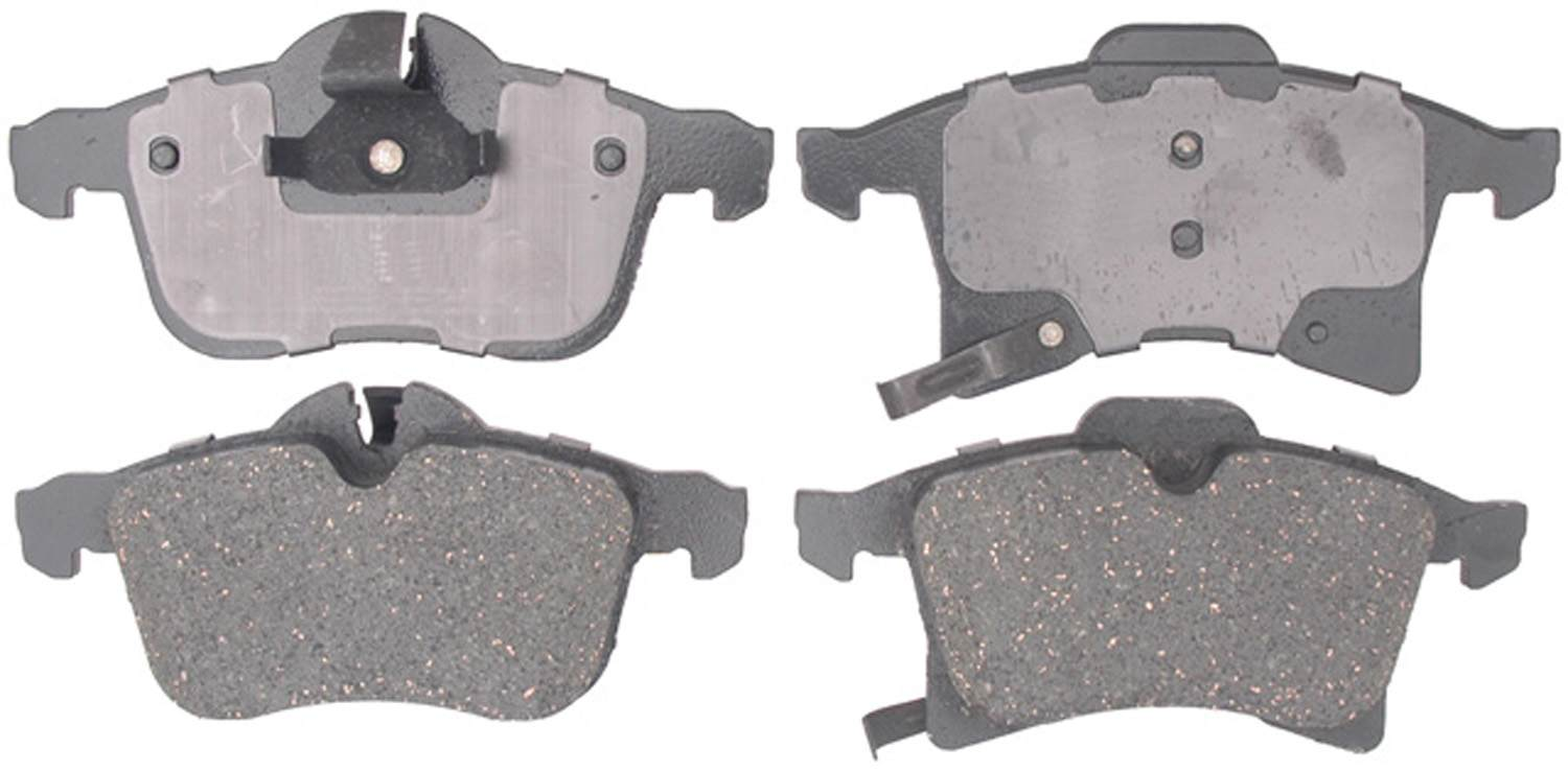 ACDELCO PROFESSIONAL BRAKES - Ceramic Disc Brake Pad (Front) - ADU 17D1361C