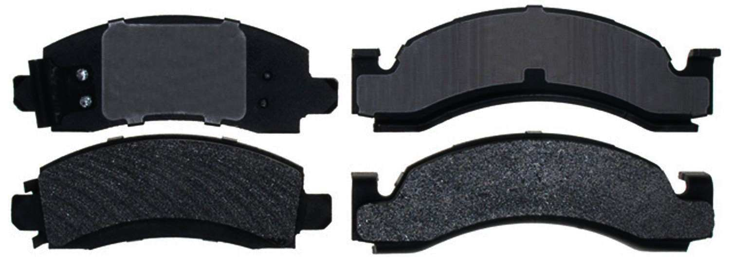 ACDELCO SPECIALTY - Performance Disc Brake Pad - DCE 17D149MX