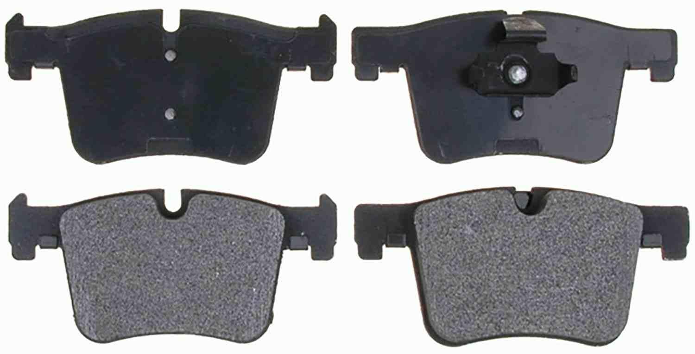 ACDELCO PROFESSIONAL BRAKES - Semi Metallic Disc Brake Pad (Front) - ADU 17D1561M
