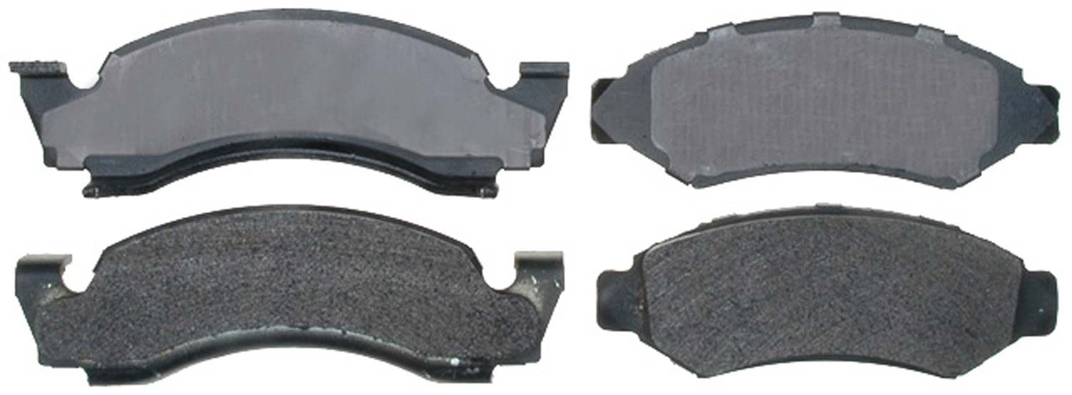 ACDELCO SPECIALTY - Performance Disc Brake Pad - DCE 17D375MX