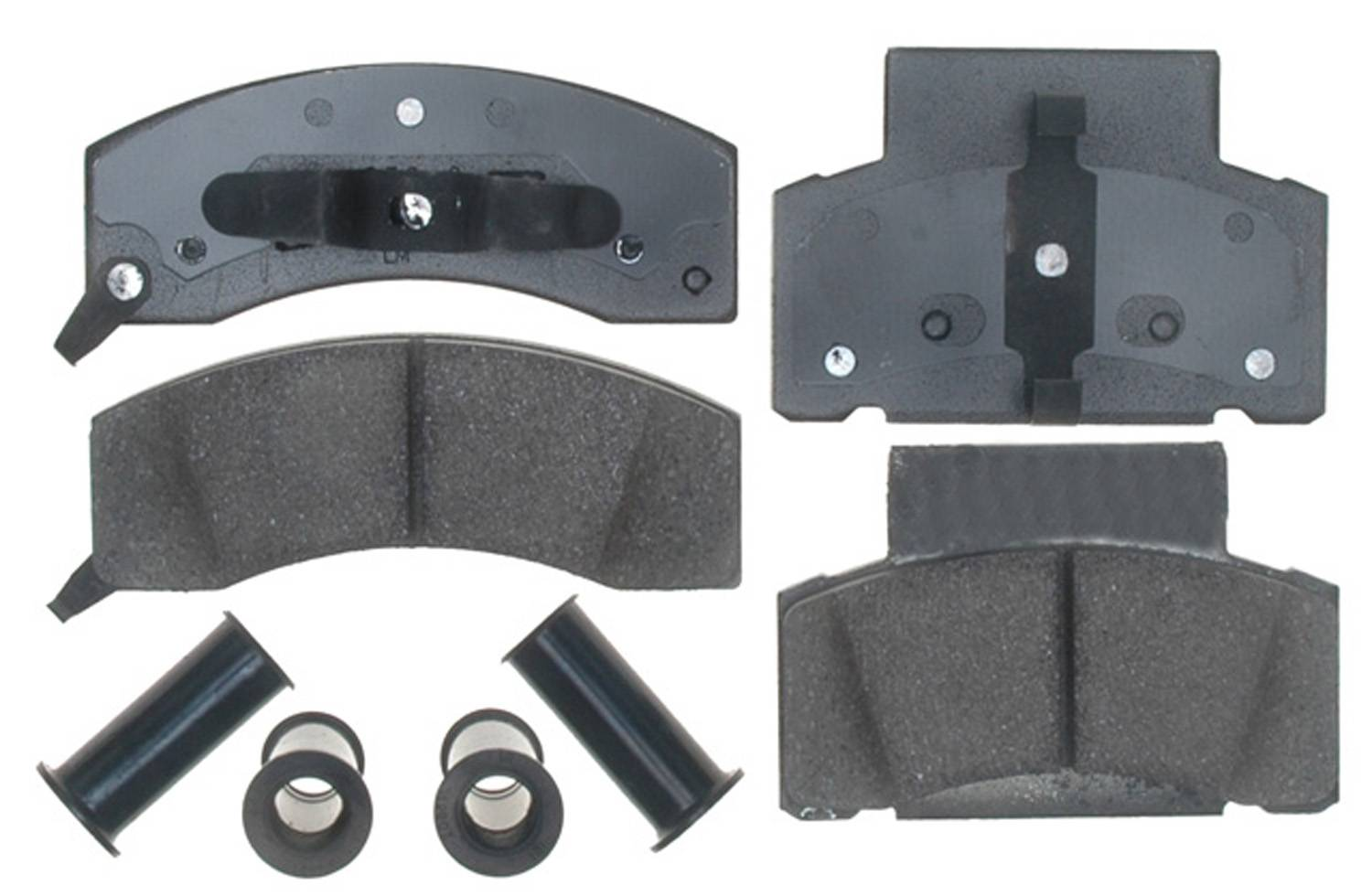 ACDELCO PROFESSIONAL BRAKES - Ceramic Disc Brake Pad (Front) - ADU 17D459CH