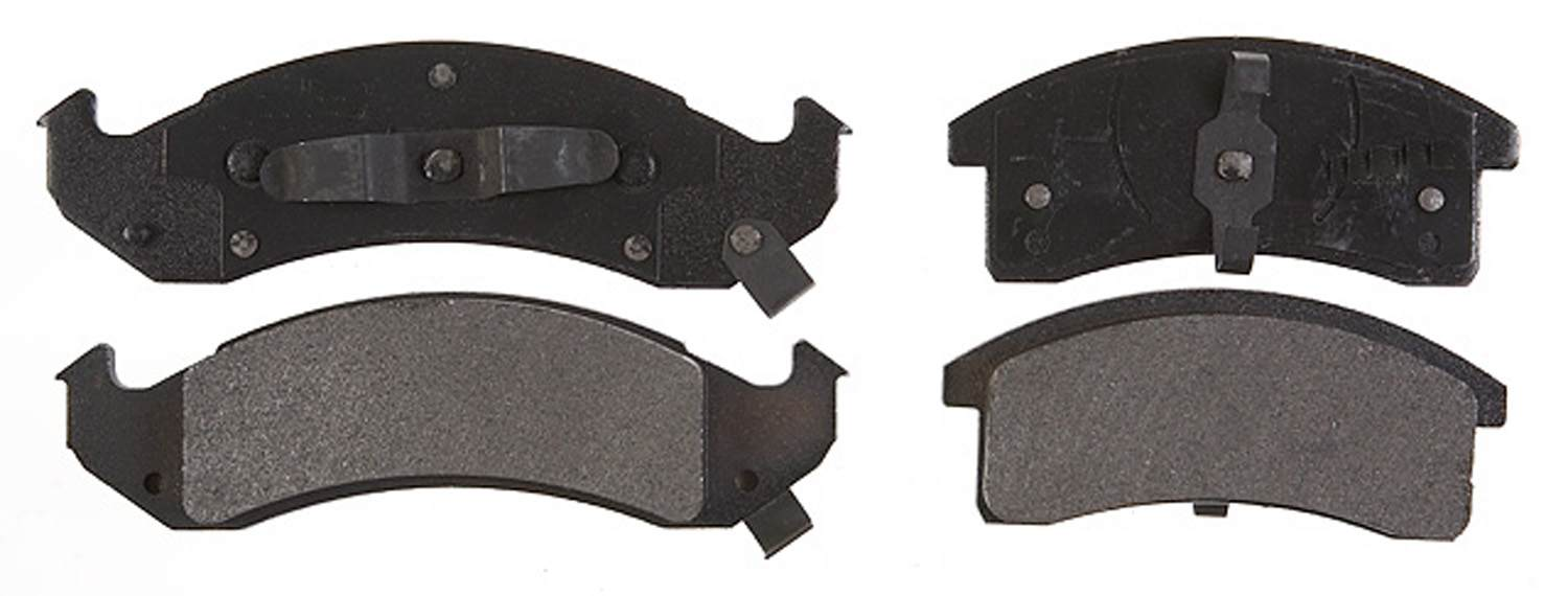 ACDELCO SPECIALTY - Performance Disc Brake Pad - DCE 17D623MX