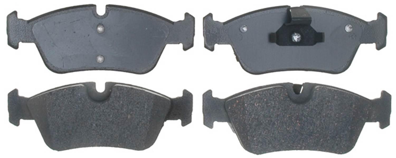 ACDELCO PROFESSIONAL BRAKES - Ceramic Disc Brake Pad (Front) - ADU 17D781C