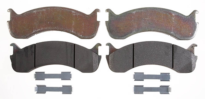 ACDELCO PROFESSIONAL BRAKES - Semi Metallic - ADU 17D786M
