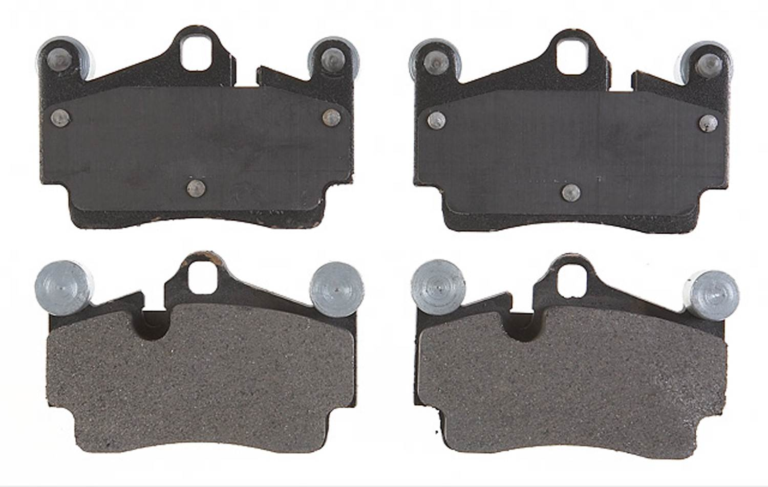 ACDELCO GOLD/PROFESSIONAL BRAKES - Semi-Metallic (Rear) - ADU 17D978M