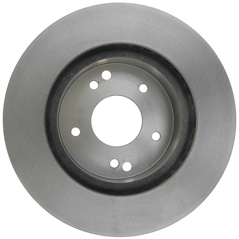 ACDELCO PROFESSIONAL BRAKES - Disc Brake Rotor - ADU 18A101