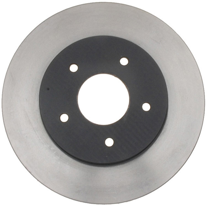 ACDELCO PROFESSIONAL BRAKES - Disc Brake Rotor - ADU 18A102