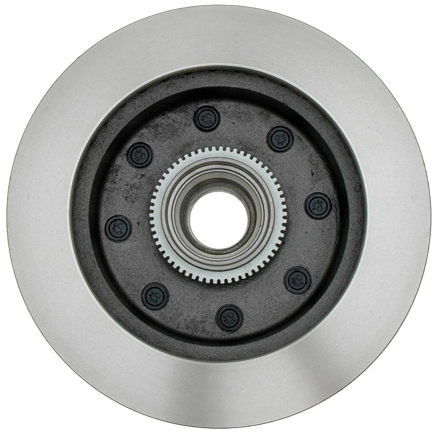 ACDELCO PROFESSIONAL BRAKES - Disc Brake Rotor and Hub Assembly - ADU 18A1087
