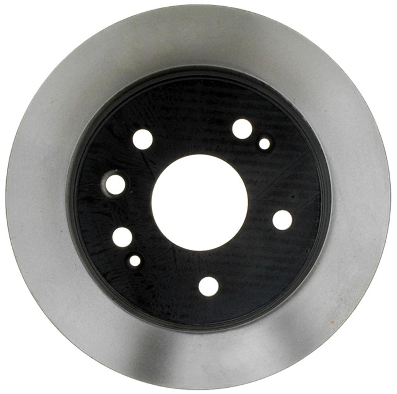 ACDELCO PROFESSIONAL BRAKES - Disc Brake Rotor - ADU 18A1100
