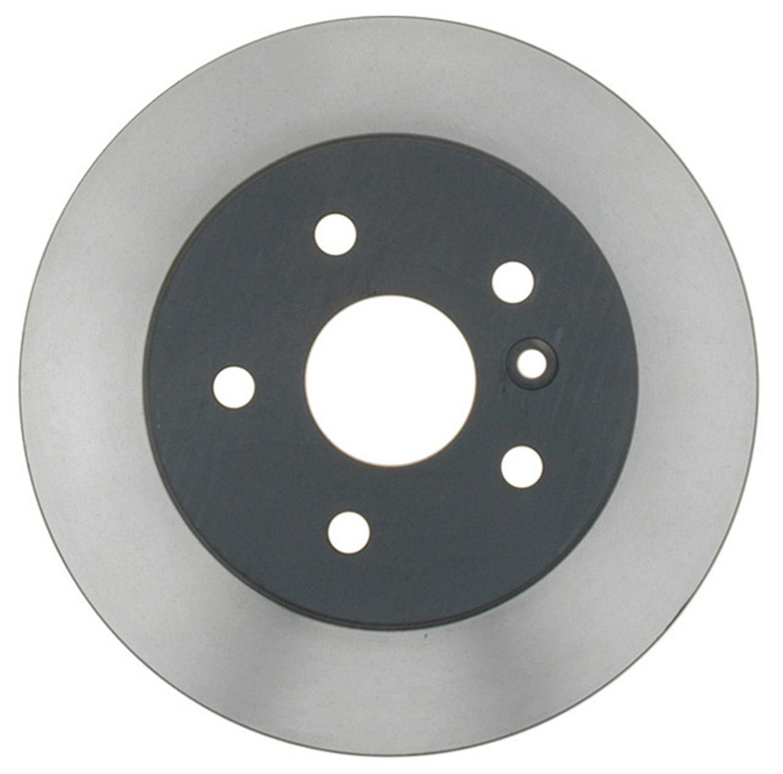 ACDELCO PROFESSIONAL BRAKES - Disc Brake Rotor - ADU 18A1102
