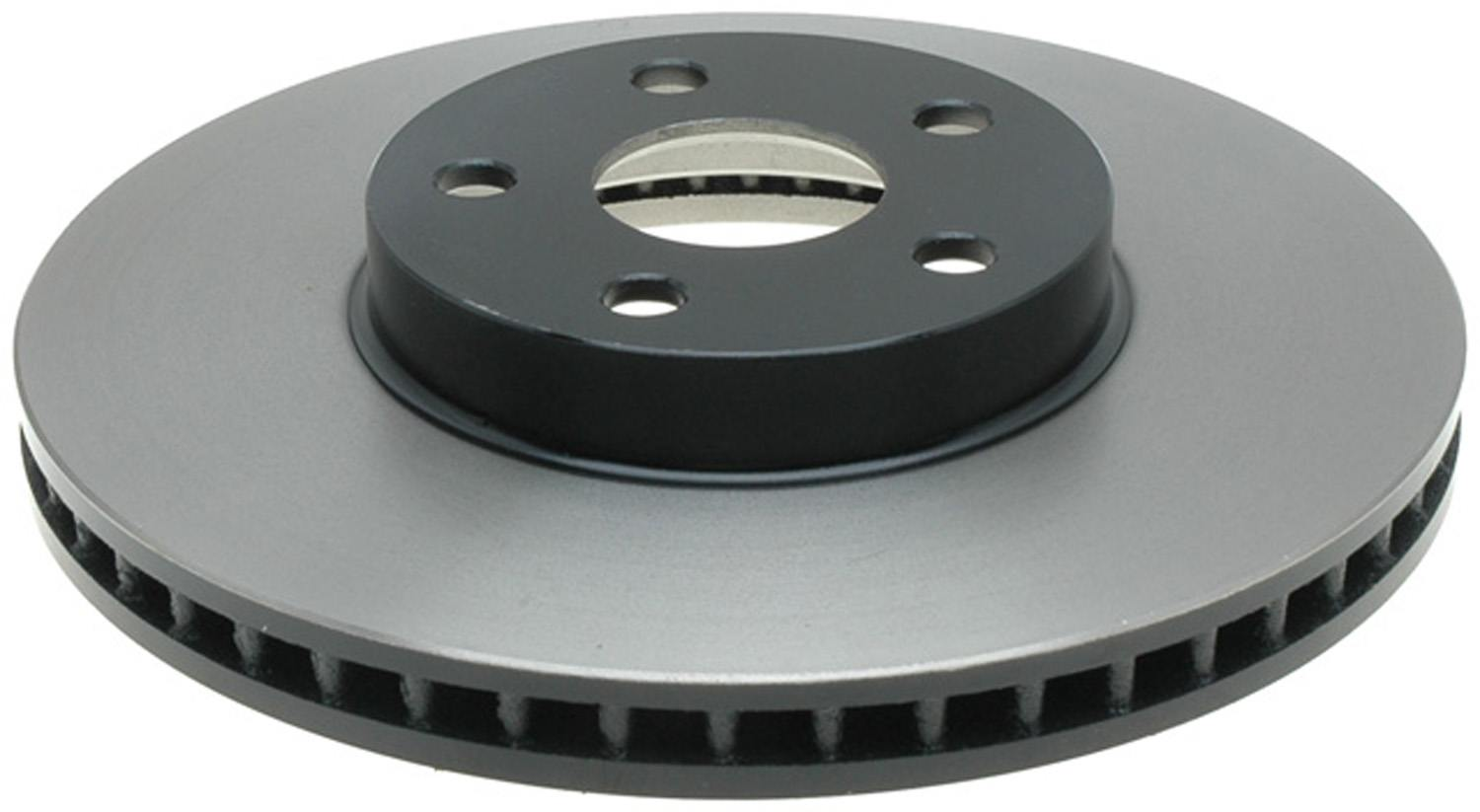 ACDELCO PROFESSIONAL BRAKES - Disc Brake Rotor (Front) - ADU 18A1104