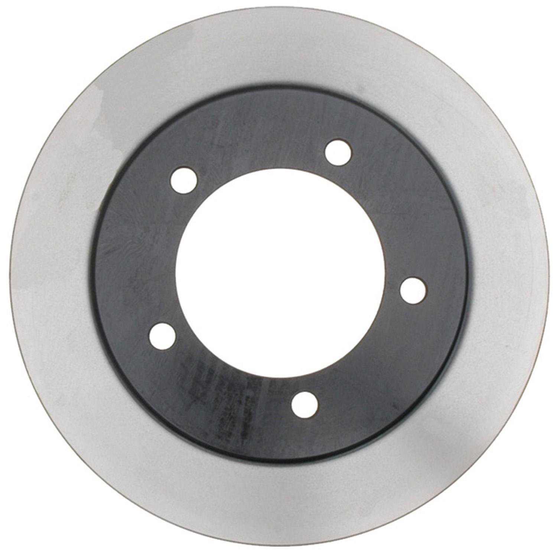 ACDELCO PROFESSIONAL BRAKES - Disc Brake Rotor - ADU 18A1106