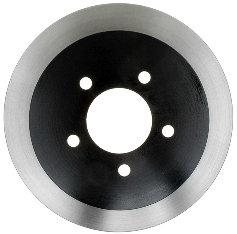 ACDELCO PROFESSIONAL BRAKES - Disc Brake Rotor - ADU 18A1107