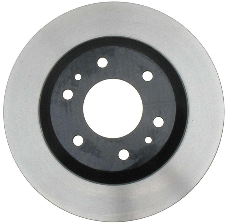ACDELCO PROFESSIONAL BRAKES - Disc Brake Rotor - ADU 18A1119