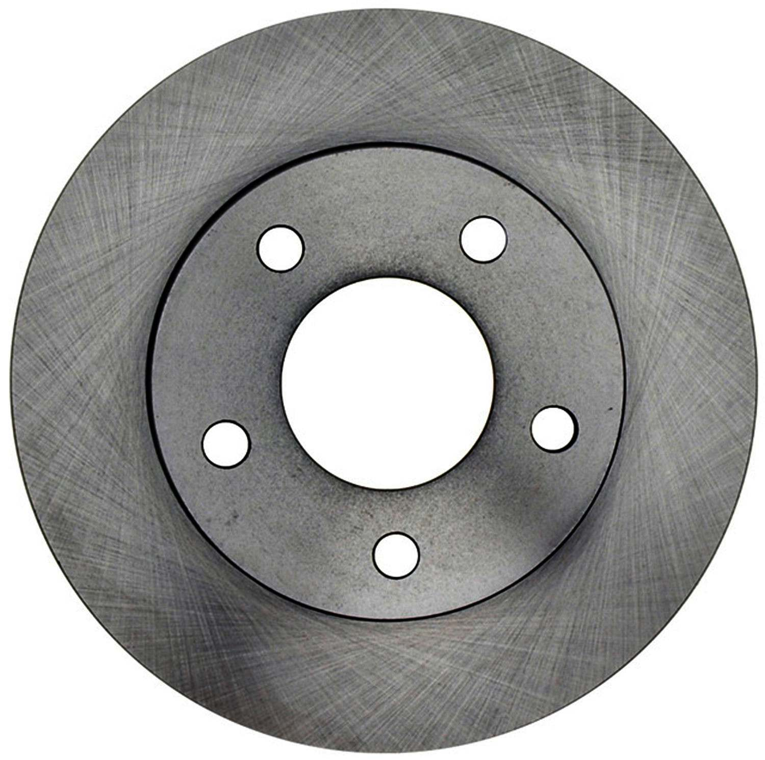 ACDELCO ADVANTAGE - Non-Coated Disc Brake Rotor - DCD 18A118A