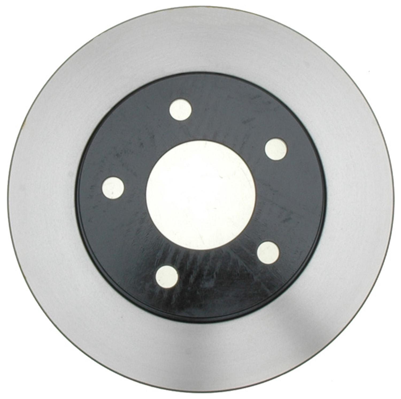 ACDELCO PROFESSIONAL BRAKES - Disc Brake Rotor - ADU 18A118