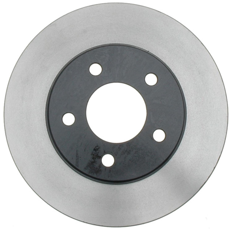 ACDELCO PROFESSIONAL BRAKES - Disc Brake Rotor - ADU 18A1192