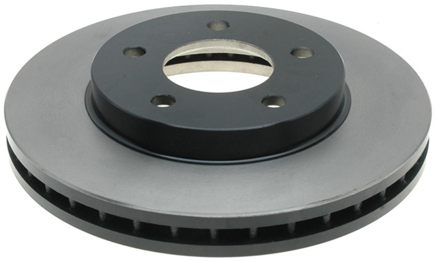 ACDELCO PROFESSIONAL BRAKES - Disc Brake Rotor (Front) - ADU 18A1192