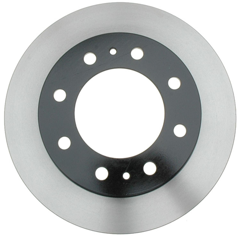 ACDELCO PROFESSIONAL BRAKES - Disc Brake Rotor - ADU 18A1193