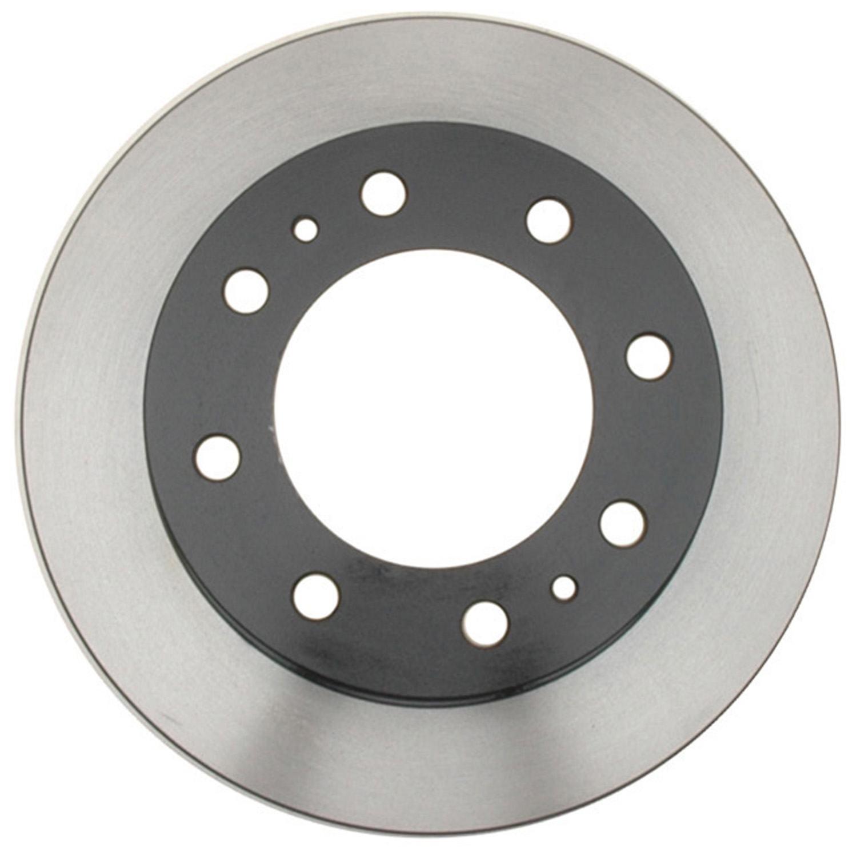 ACDELCO PROFESSIONAL BRAKES - Disc Brake Rotor - ADU 18A1206