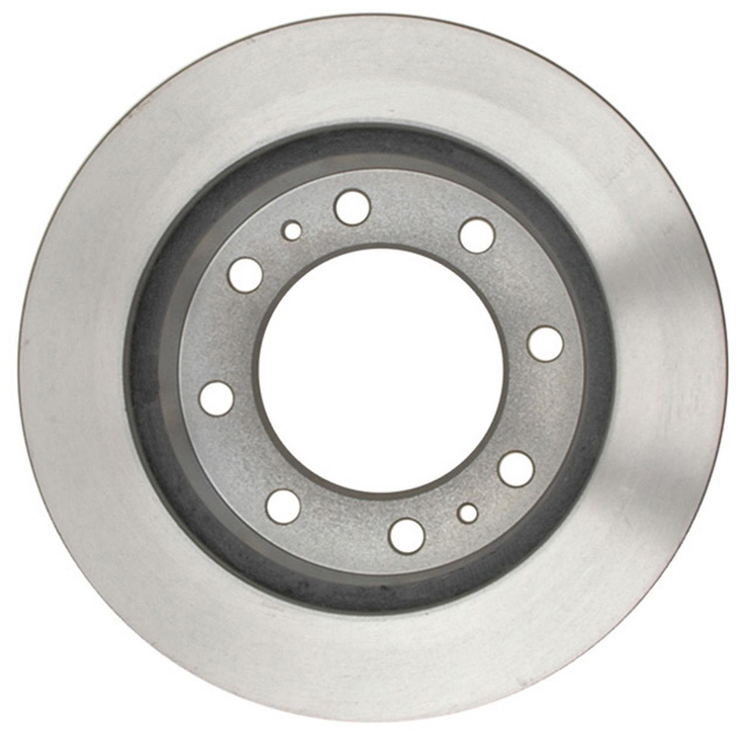 ACDELCO PROFESSIONAL BRAKES - Disc Brake Rotor - ADU 18A1206