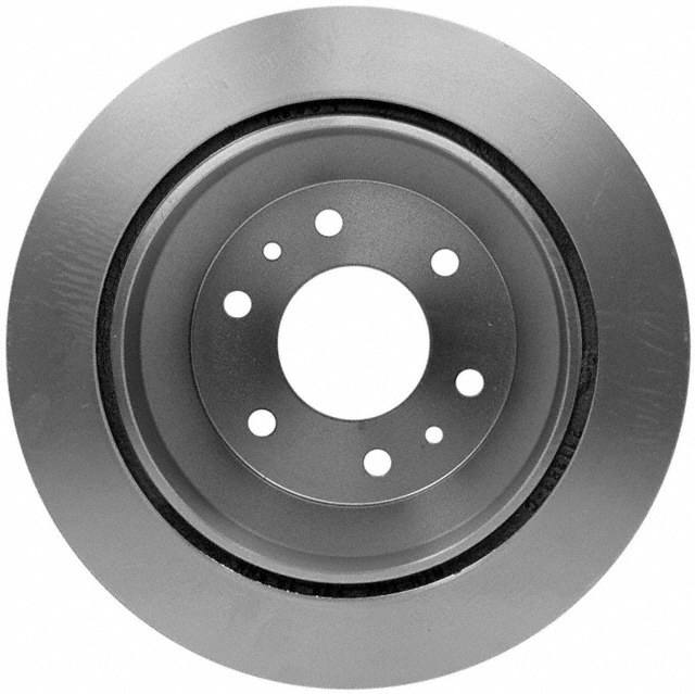 ACDELCO PROFESSIONAL BRAKES - Disc Brake Rotor - ADU 18A1207