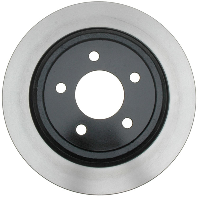 ACDELCO PROFESSIONAL BRAKES - Disc Brake Rotor - ADU 18A1214