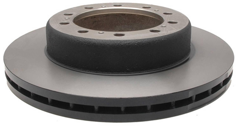 ACDELCO PROFESSIONAL BRAKES - Disc Brake Rotor - ADU 18A1221