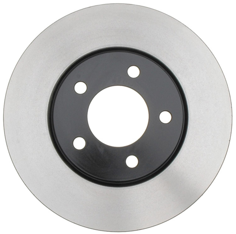 ACDELCO PROFESSIONAL BRAKES - Disc Brake Rotor - ADU 18A1248