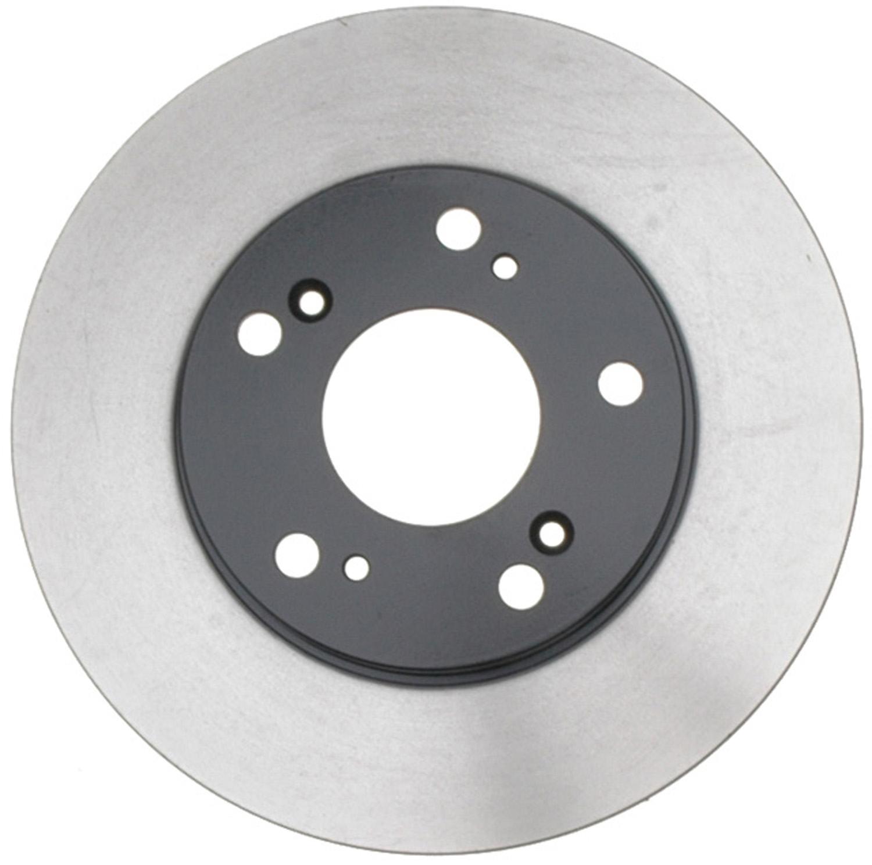 ACDELCO PROFESSIONAL BRAKES - Disc Brake Rotor - ADU 18A1319